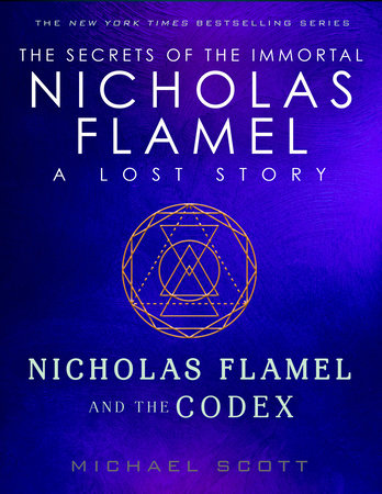 Cover zu Nicholas Flamel and the Codex