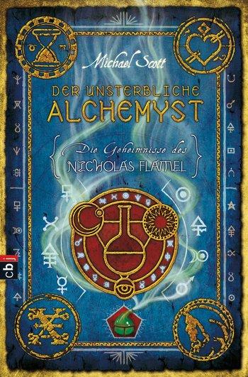 Buchcover zu Der unsterbliche Alchemyst
