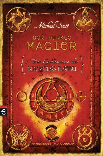 Buchcover zu Der dunkle Magier