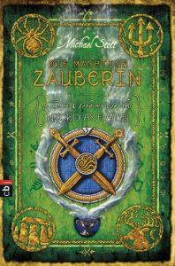 Buchcover zu Die mächtige Zauberin