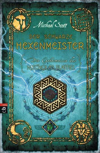 Buchcover zu Der schwarze Hexenmeister
