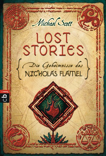 Buchcover zu Lost Stories