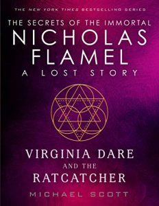 Cover Virginia Dare and the Ratcatcher
