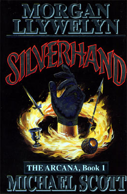 Buchcover Silverhand