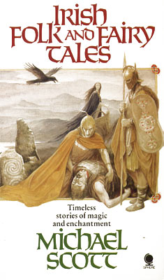 Buchcover Irish Folk & Fairy Tales