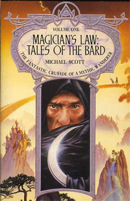 Buchcover Magician's Law
