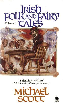 Buchcover Irish Folk & Fairy Tales Vol. 3