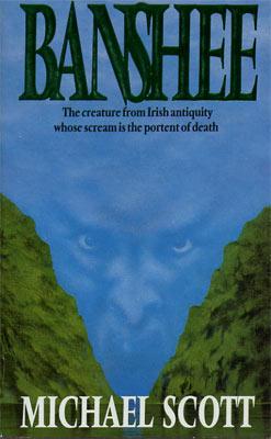 Buchcover Banshee