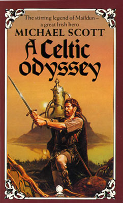 Buchcover A Celtic Odyssey