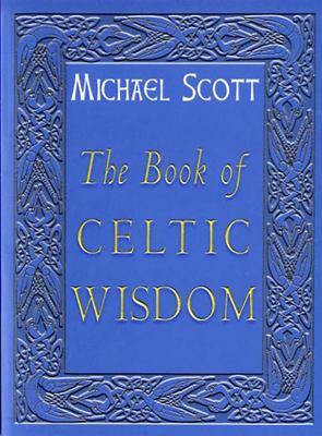Buchcover The Book of Celtic Wisdom