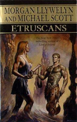 Buchcover Etruscans