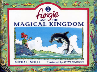 Buchcover Fungie and the Magical Kingdom