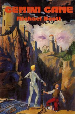 Buchcover Gemini Game