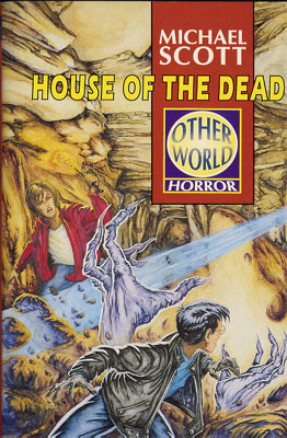 Buchcover House of the Dead