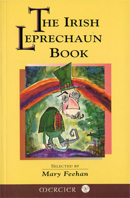 Buchcover The Irish Leprechaun Book