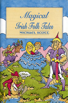 Buchcover Magical Irish Folk Tales