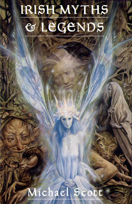 Buchcover Irish Myths & Legends