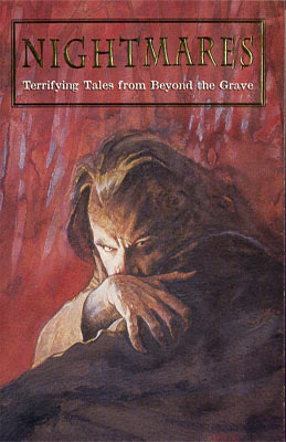 Buchcover Nightmares: Terrifying Tales from Beyond the Grave