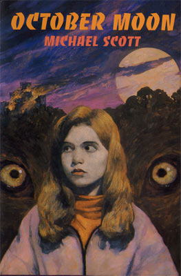 Buchcover October Moon
