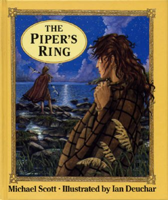 Buchcover The Piper's Ring