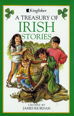 Buchcover A Treasury of Irish Stories