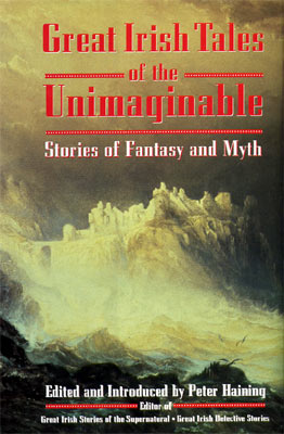 Buchcover Great Irish Tales of the Unimaginable