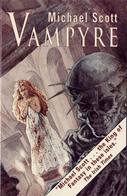Buchcover Vampyre