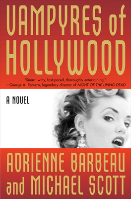 Buchcover Vampyres of Hollywood