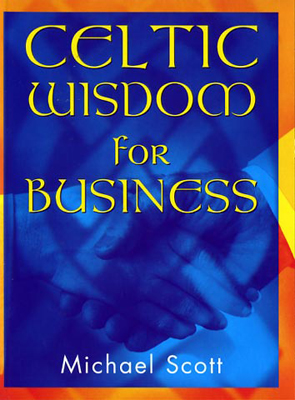Buchcover Celtic Wisdom for Business