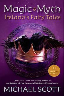 Buchcover Magic & Myth